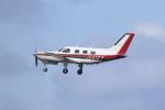 kumagorouさんが、仙台空港で撮影した日本法人所有 PA-46-350P Malibu Mirageの航空フォト(飛行機 写真・画像)