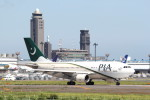 utarou on NRTさんが、成田国際空港で撮影したパキスタン国際航空 A310-324/ETの航空フォト(飛行機 写真・画像)