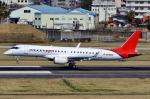 SKY TEAM B-6053さんが、名古屋飛行場で撮影した三菱航空機 MRJ90STDの航空フォト(飛行機 写真・画像)