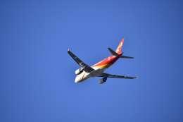 シャークレットさんが、成田国際空港で撮影した香港航空 A320-214の航空フォト(飛行機 写真・画像)