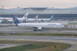 JA1118Dさんが、クアラルンプール国際空港で撮影したエア・アスタナ 767-3KY/ERの航空フォト(飛行機 写真・画像)