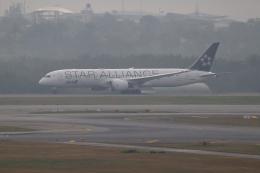 JA1118Dさんが、クアラルンプール国際空港で撮影した全日空 787-9の航空フォト(飛行機 写真・画像)