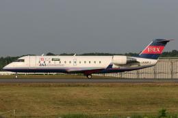 Hariboさんが、成田国際空港で撮影したアイベックスエアラインズ CL-600-2B19 Regional Jet CRJ-200ERの航空フォト(飛行機 写真・画像)