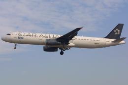 Hariboさんが、ロンドン・ヒースロー空港で撮影したbmi A321-231の航空フォト(飛行機 写真・画像)