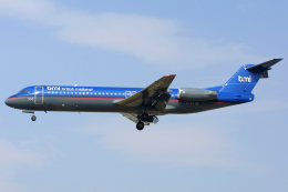 Hariboさんが、ロンドン・ヒースロー空港で撮影したブリティッシュ・ミッドランド航空 100の航空フォト(飛行機 写真・画像)