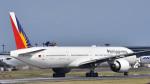 パンダさんが、成田国際空港で撮影したフィリピン航空 777-3F6/ERの航空フォト(飛行機 写真・画像)