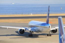 TAK_HND_NRTさんが、羽田空港で撮影した全日空 777-381の航空フォト(飛行機 写真・画像)