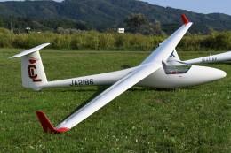 とびたさんが、角田滑空場で撮影した日本個人所有 205 Club Libelleの航空フォト(飛行機 写真・画像)