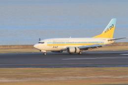 TAK_HND_NRTさんが、羽田空港で撮影したAIR DO 737-54Kの航空フォト(飛行機 写真・画像)