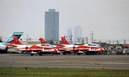 ハミングバードさんが、名古屋飛行場で撮影した航空自衛隊 T-1Bの航空フォト(飛行機 写真・画像)