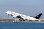delawakaさんが、羽田空港で撮影した全日空 777-281の航空フォト(飛行機 写真・画像)