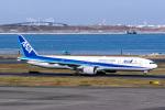 delawakaさんが、羽田空港で撮影した全日空 777-381の航空フォト(飛行機 写真・画像)