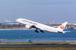 delawakaさんが、羽田空港で撮影した日本航空 777-289の航空フォト(飛行機 写真・画像)