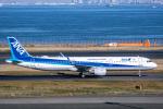 delawakaさんが、羽田空港で撮影した全日空 A321-211の航空フォト(飛行機 写真・画像)