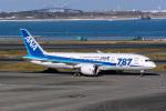 delawakaさんが、羽田空港で撮影した全日空 787-8 Dreamlinerの航空フォト(飛行機 写真・画像)