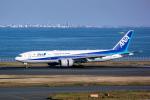 delawakaさんが、羽田空港で撮影した全日空 777-281/ERの航空フォト(飛行機 写真・画像)