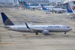 T.Kawaseさんが、関西国際空港で撮影したユナイテッド航空 737-824の航空フォト(飛行機 写真・画像)