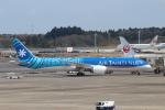 Rsaさんが、成田国際空港で撮影したエア・タヒチ・ヌイ 787-9の航空フォト(飛行機 写真・画像)