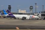Rsaさんが、成田国際空港で撮影したフェデックス・エクスプレス 757-204(SF)の航空フォト(飛行機 写真・画像)
