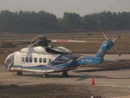 Fly Yokotayaさんが、湛江空港で撮影した中国南方航空 S-92Aの航空フォト(飛行機 写真・画像)
