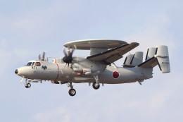MH-38Rさんが、三沢飛行場で撮影した航空自衛隊 E-2D Advanced Hawkeyeの航空フォト(飛行機 写真・画像)