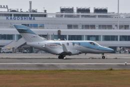 ワイエスさんが、鹿児島空港で撮影した日本法人所有 HA-420の航空フォト(飛行機 写真・画像)