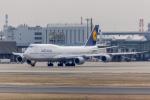 Y-Kenzoさんが、羽田空港で撮影したルフトハンザドイツ航空 747-830の航空フォト(飛行機 写真・画像)