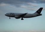 銀苺さんが、成田国際空港で撮影したパキスタン国際航空 A310-325/ETの航空フォト(飛行機 写真・画像)