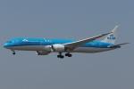 木人さんが、成田国際空港で撮影したKLMオランダ航空 787-9の航空フォト(飛行機 写真・画像)