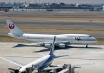 元青森人さんが、羽田空港で撮影した日本航空 747-446Dの航空フォト(飛行機 写真・画像)