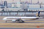Y-Kenzoさんが、羽田空港で撮影したシンガポール航空 777-212/ERの航空フォト(飛行機 写真・画像)
