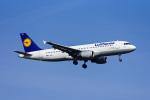 Frankspotterさんが、フランクフルト国際空港で撮影したルフトハンザドイツ航空 A320-211の航空フォト(飛行機 写真・画像)