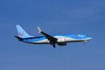 Frankspotterさんが、フランクフルト国際空港で撮影したトゥイフライ 737-8K5の航空フォト(飛行機 写真・画像)