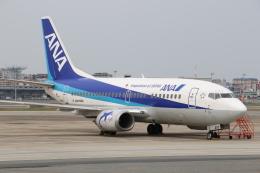 ゴンタさんが、福岡空港で撮影したANAウイングス 737-54Kの航空フォト(飛行機 写真・画像)