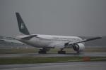 LEGACY-747さんが、成田国際空港で撮影したセイバ・インターコンチネンタル 777-2FB/LRの航空フォト(飛行機 写真・画像)