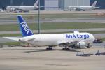 LEGACY-747さんが、羽田空港で撮影した全日空 767-381/ER(BCF)の航空フォト(飛行機 写真・画像)
