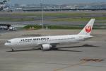 LEGACY-747さんが、羽田空港で撮影した日本航空 767-346/ERの航空フォト(飛行機 写真・画像)