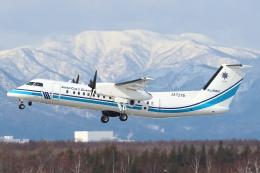 セブンさんが、新千歳空港で撮影した海上保安庁 DHC-8-315Q MPAの航空フォト(飛行機 写真・画像)