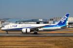 セブンさんが、伊丹空港で撮影した全日空 787-8 Dreamlinerの航空フォト(飛行機 写真・画像)