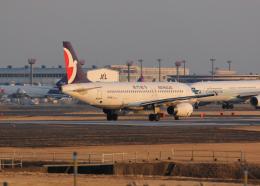 銀苺さんが、成田国際空港で撮影したマカオ航空 A320-232の航空フォト(飛行機 写真・画像)