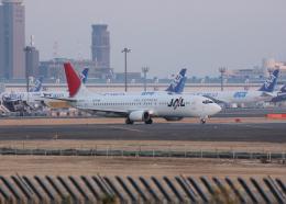 銀苺さんが、成田国際空港で撮影したJALエクスプレス 737-446の航空フォト(飛行機 写真・画像)