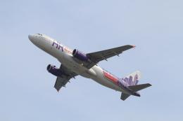 TAK_HND_NRTさんが、関西国際空港で撮影した香港エクスプレス A320-232の航空フォト(飛行機 写真・画像)