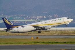 SFJ_capさんが、関西国際空港で撮影した中国郵政航空 737-4Q8(SF)の航空フォト(飛行機 写真・画像)