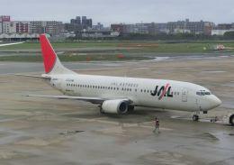 Gripen-YNさんが、福岡空港で撮影したJALエクスプレス 737-446の航空フォト(飛行機 写真・画像)