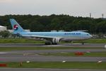 アイスコーヒーさんが、成田国際空港で撮影した大韓航空 A330-223の航空フォト(写真)