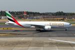 Cozy Gotoさんが、成田国際空港で撮影したエミレーツ航空 777-F1Hの航空フォト(飛行機 写真・画像)