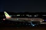 チョロ太さんが、成田国際空港で撮影したエチオピア航空 777-F60の航空フォト(飛行機 写真・画像)