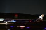 チョロ太さんが、成田国際空港で撮影したエアブリッジ・カーゴ・エアラインズ 747-8Fの航空フォト(飛行機 写真・画像)