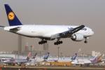Hiro-hiroさんが、成田国際空港で撮影したルフトハンザ・カーゴ 777-FBTの航空フォト(飛行機 写真・画像)