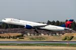 Cozy Gotoさんが、成田国際空港で撮影したデルタ航空 A330-941の航空フォト(飛行機 写真・画像)